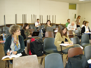 MedNet workshop at EASA 2010, Maynooth